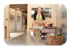 "Orianne Lauer ""Les Pots Gourmands"" Fabrication artisanale de confitures"