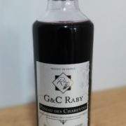 Pineau Rouge 20cl Raby