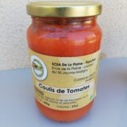 Coulis de tomates 37cl