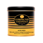 Thé agrumes boite deluxe 100g
