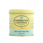 Boite luxe infusion réglisse menthe 50g